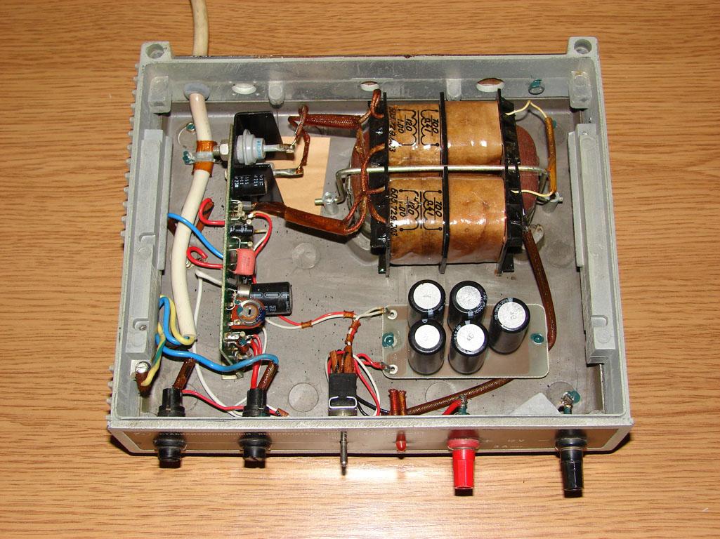 Стабилизированный выпрямитель тока тес 12-3-нт схема